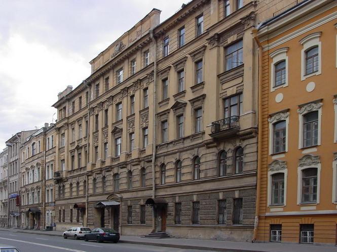 В этом доме пала русская монархия