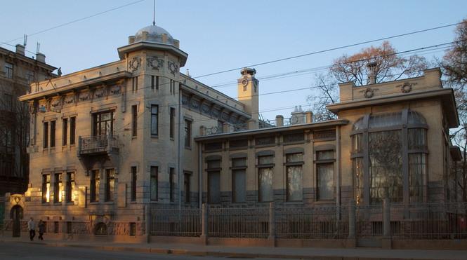 Дом Кшесинской. Резиденция Ленина