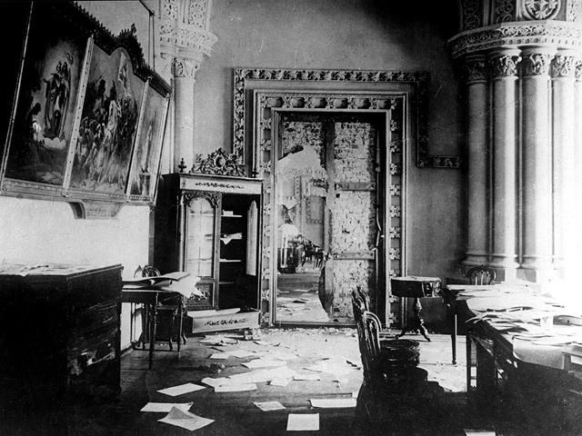 Готический зал Зимнего дворца