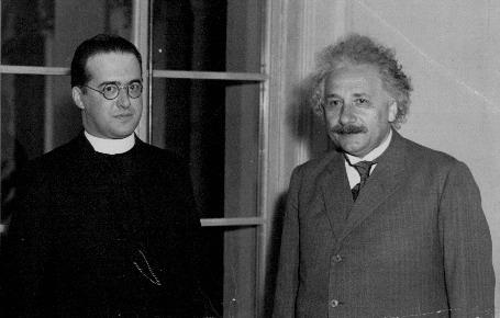 Lemaitre-Einstein