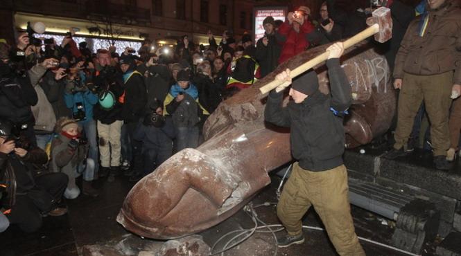 Контрреволюция в Киеве