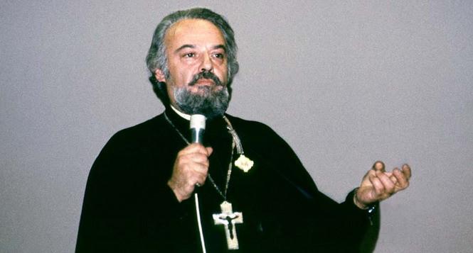 Отец Александр. Убит 24 года назад, 9 сентября