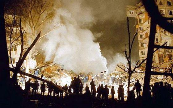 15 лет назад в результате взрыва на улице Гурьянова погибли 106 человек. Вечная память