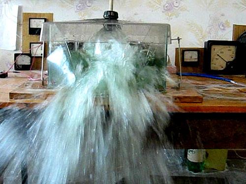 Химический взрыв