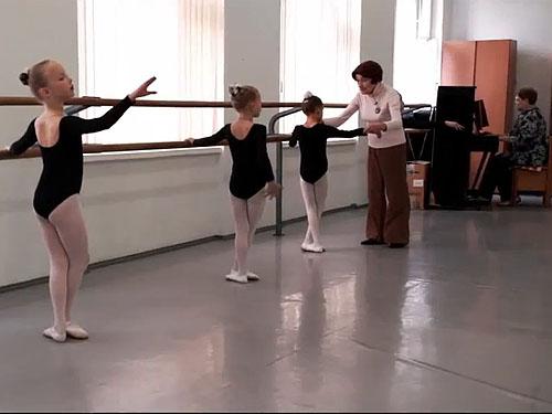 Уроки балета в Созвездии