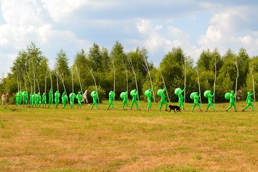 зеленьь
