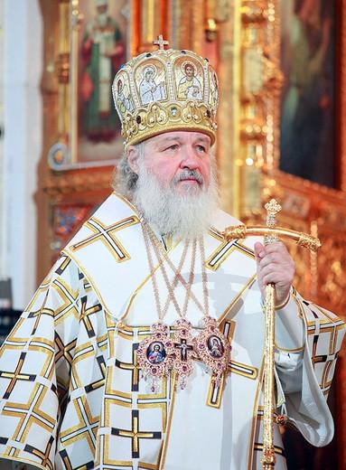 svyatejshij patriarx vseya rusi kirill