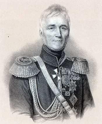 Воронцов М.С. Литография(1850-е годы С.-Петербург.)