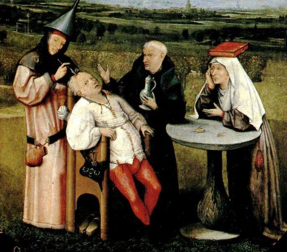 Иероним Босх, Операция глупости, 1475-1480
