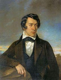 Алексей Степанович Хомяков Автопортрет, 1842.jpg