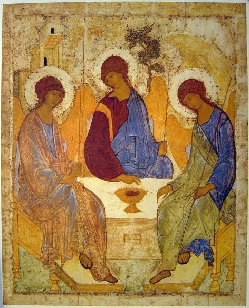 troitsa-1410 — 1420-е годы