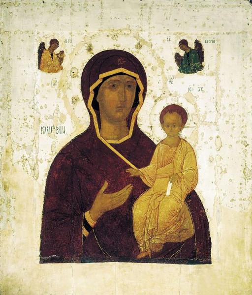 Смоленская икона (Дионисий, 1482 год)