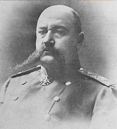 Генерал Николай Николаевич Юденич