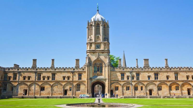 Здание Крайст-Черч в Оксфорде Фото: ALAMY Источник: thetimes.co.uk