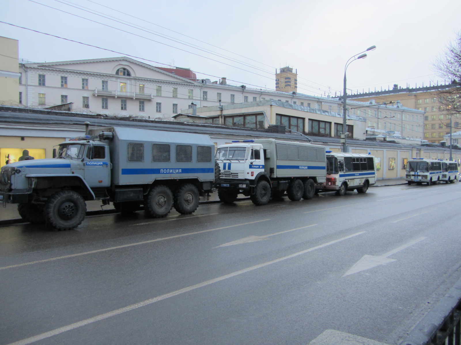 москва - город автозаков