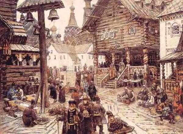 Московия ордынская 1