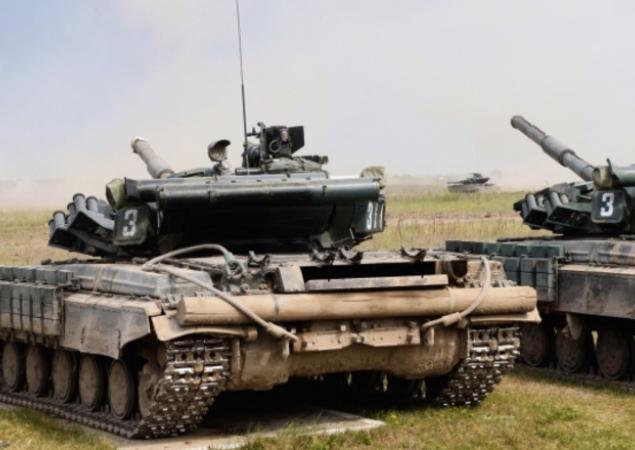 Танковое подразделение РФ перешло на сторону украинской армии