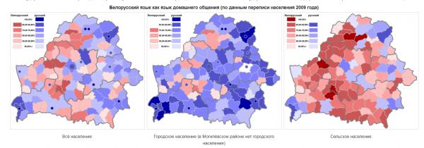 Белорусы: