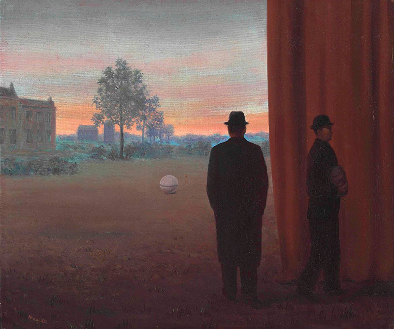 and Georgette Magritte