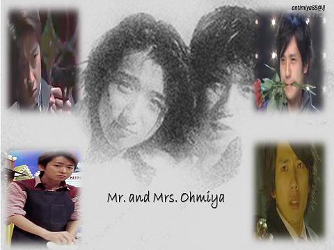 Mr. and Mrs. Ohmiya