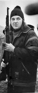 Эрнст с ружьем 2