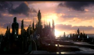 Atlantis At Sunset