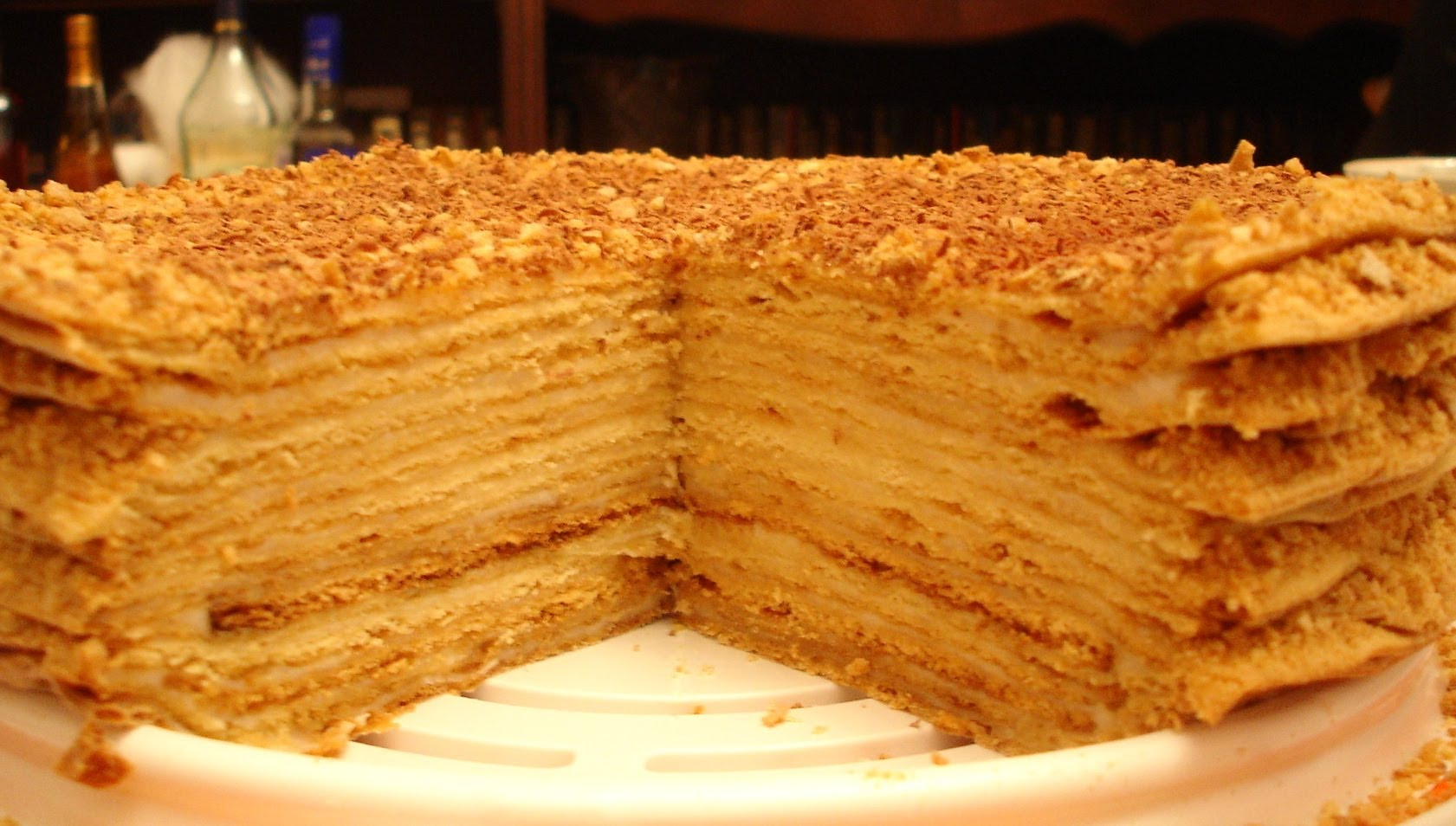 торт чудо рецепт в домашних условиях