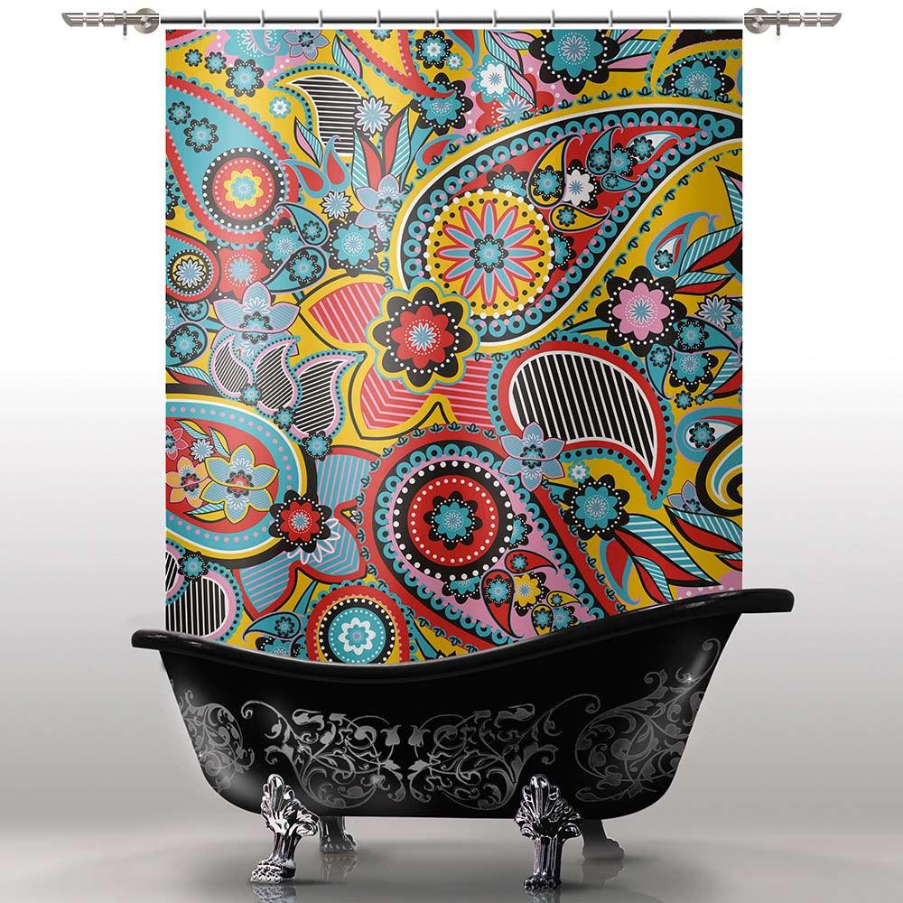 Шторки для ванны Фантазия