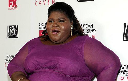 Большая толстая негритянка певица 2