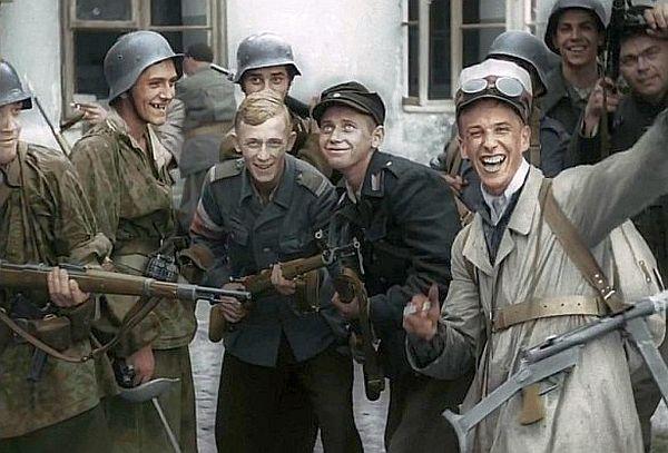 Варшавское восстание 22