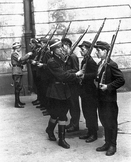 Варшавское восстание 33