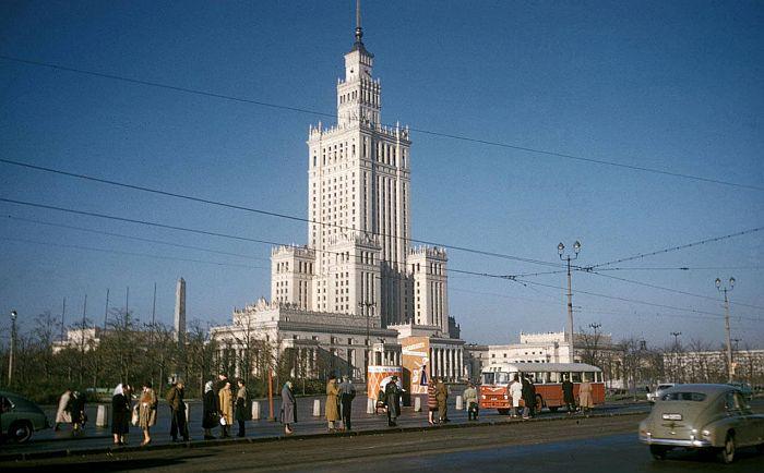 Варшава 1960, Дом науки 1