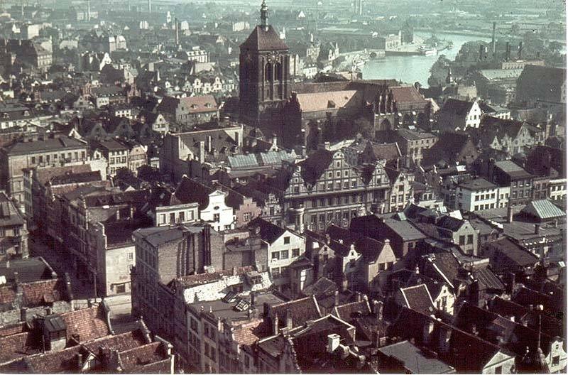 Гданьск в 1945-м