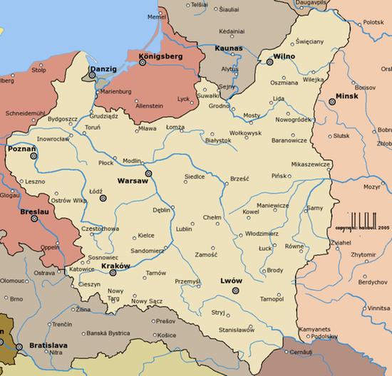 Вторая Польская республика -rzeczpospolitaii