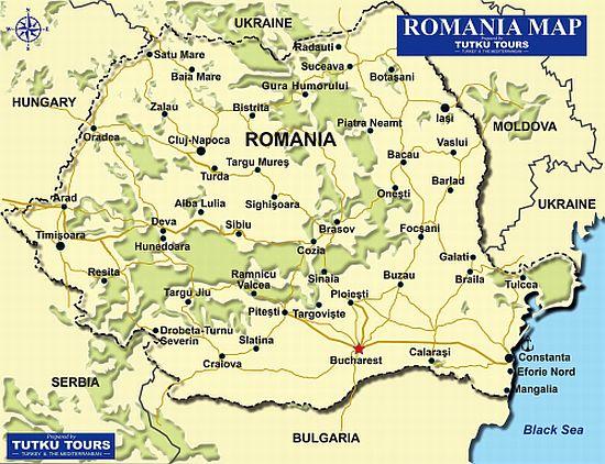 romania-map 11