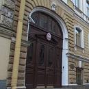 Реставрация дверей консульства Польши