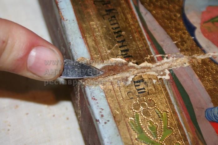 Восстановление икон своими руками - Visit-petersburg.com