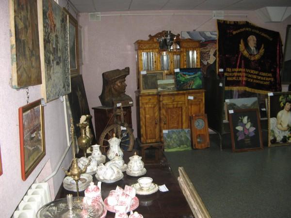 антикварный-магазин