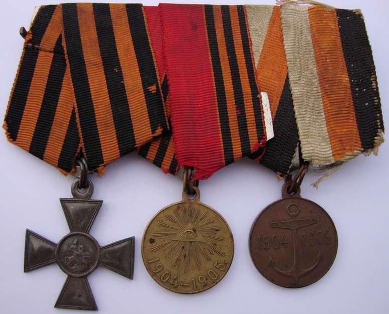комплект-наград-моряк-крейсер-аврора