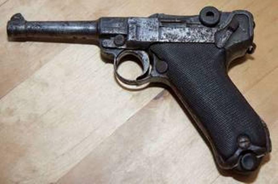 ЛЮГЕР-антикварное-оружие