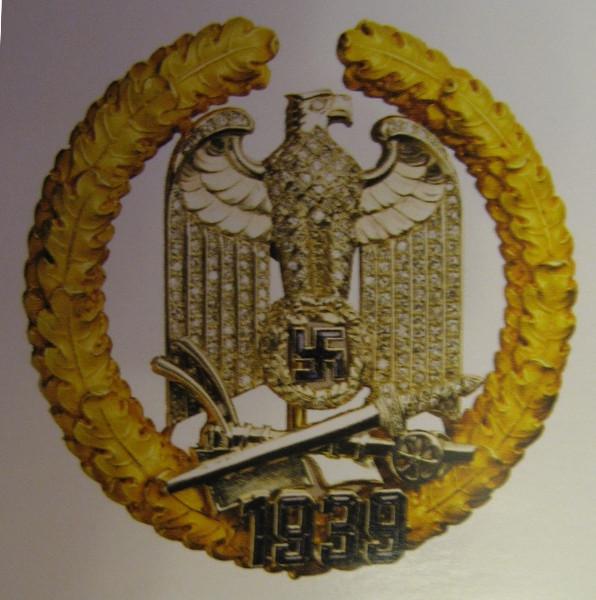 ЗолотаяНаграда-Германия-Третий-Рейх-1939-Gau-Warte-bage-front