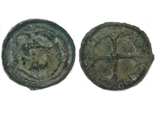 монета-ольвия-раритет-пентообол