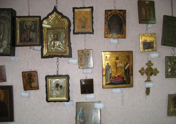 антиквариат иконы: