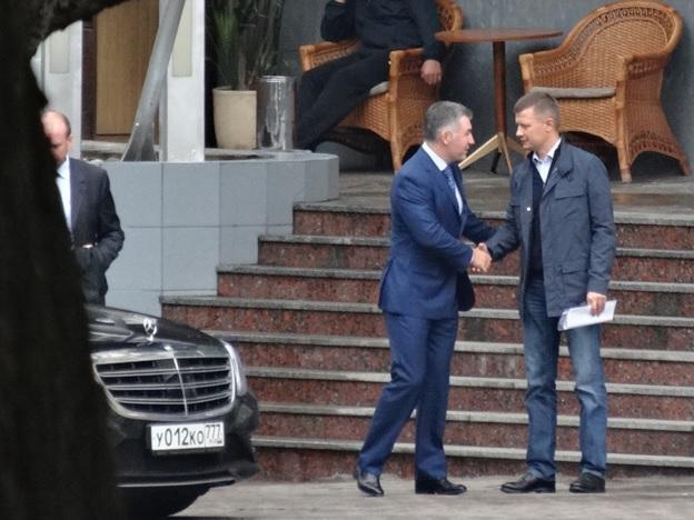 Встреча Хорев-Селезнев
