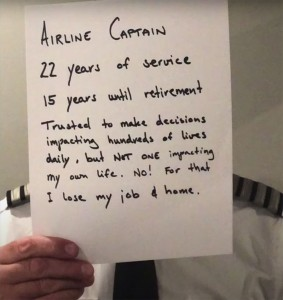 А вот и ответка от пилотов Байдену прилетела