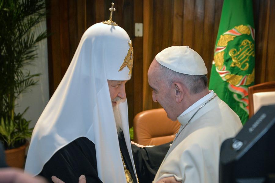 Кирилл Папа