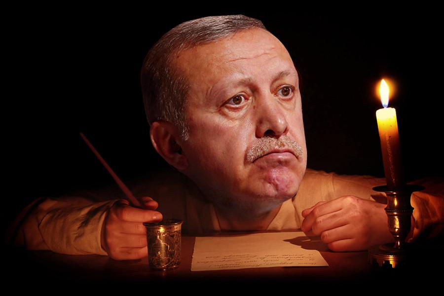 Турецкий султан