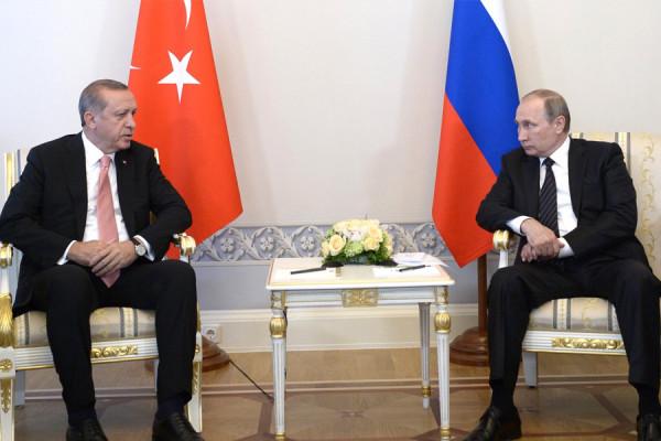 Путин-эрдоган