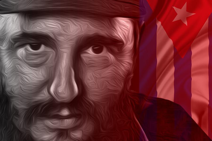 Кастро [(c) ИА Красная Весна]