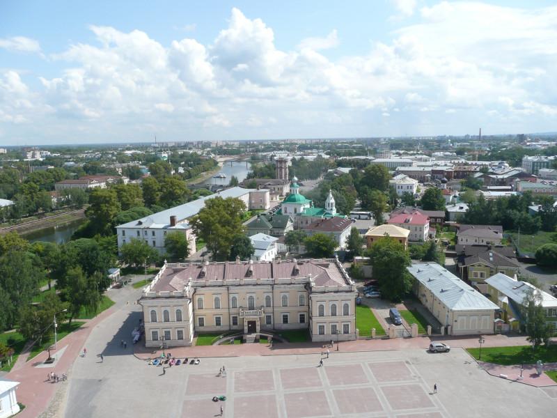 Кремлевская площадь